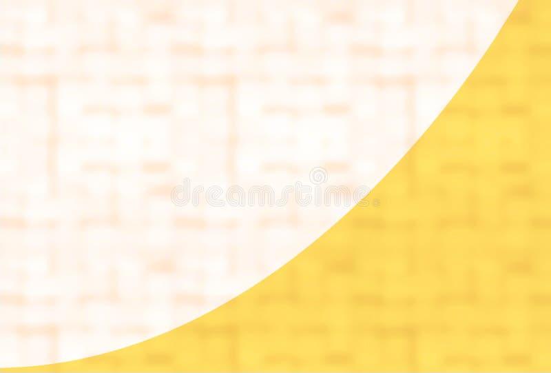 Желтый фон для объявления стоковая фотография