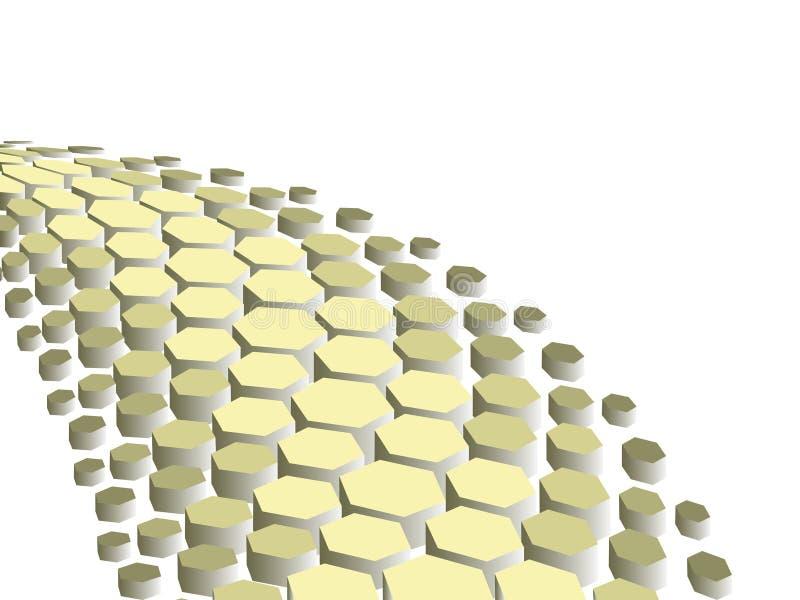 желтый цвет вектора конструкции бесплатная иллюстрация