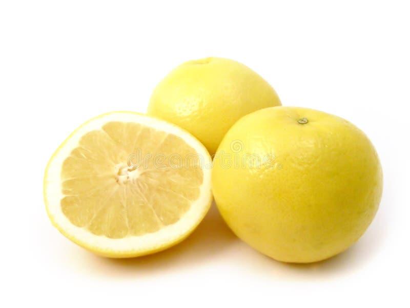 желтый цвет грейпфрута стоковые изображения