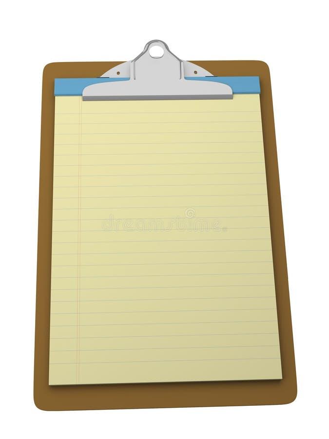 желтый цвет законной пусковой площадки clipboard бесплатная иллюстрация