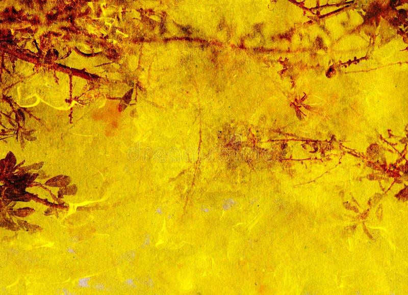 желтый цвет обоев текстуры предпосылки красный стоковая фотография rf