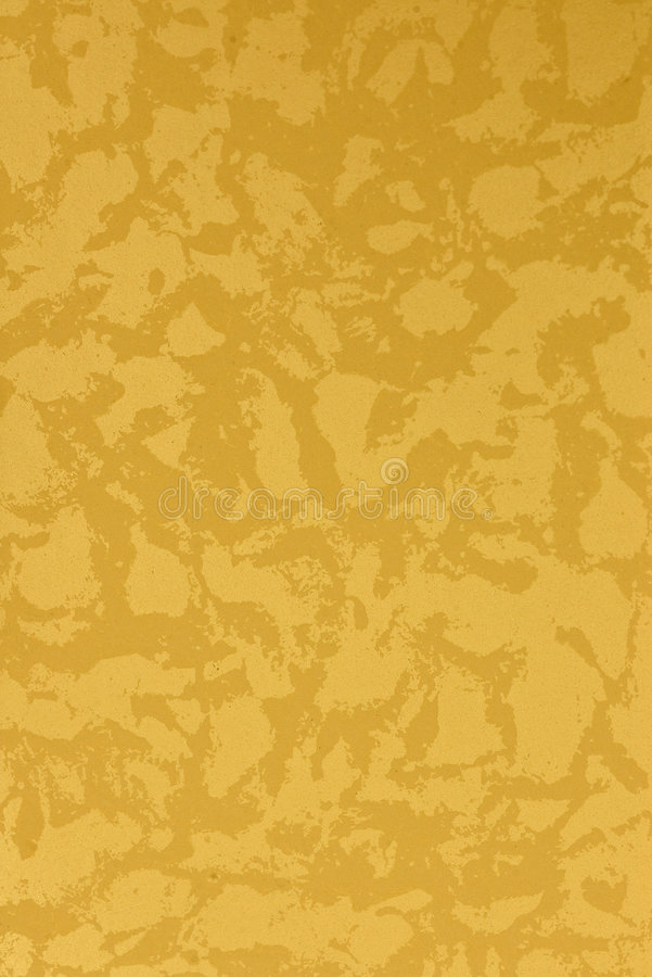 желтый цвет текстуры краски конструкции иллюстрация вектора