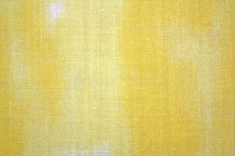 желтый цвет ткани предпосылки стоковое изображение rf