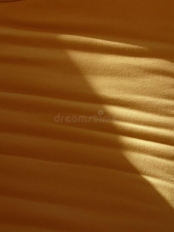желтый цвет ткани стоковое фото rf