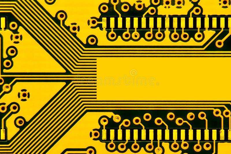 желтый цвет цепи доски стоковая фотография