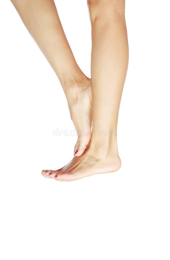 женские ноги стоковые изображения