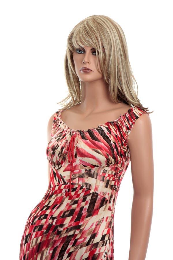 женский манекен стоковое изображение rf