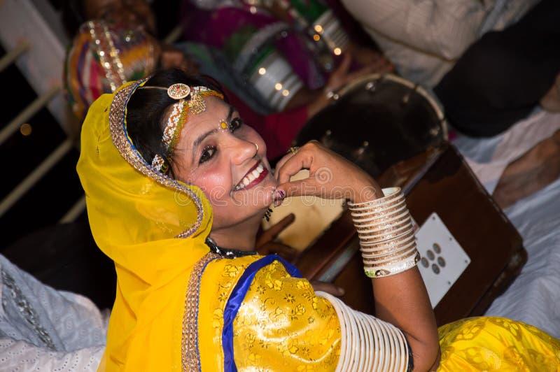 Женское artisit стоковое фото rf
