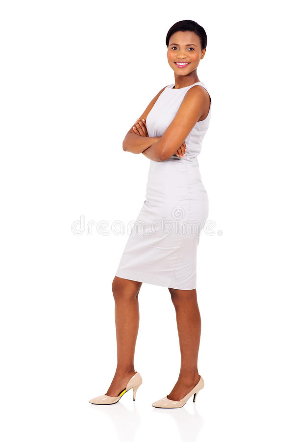 женщина афроамериканца стоковое изображение