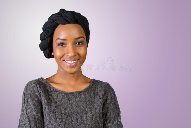женщина афроамериканца стоковые изображения rf