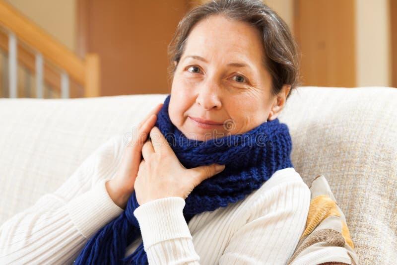 Download Женщина болезни стоковое фото. изображение насчитывающей боль - 37926094