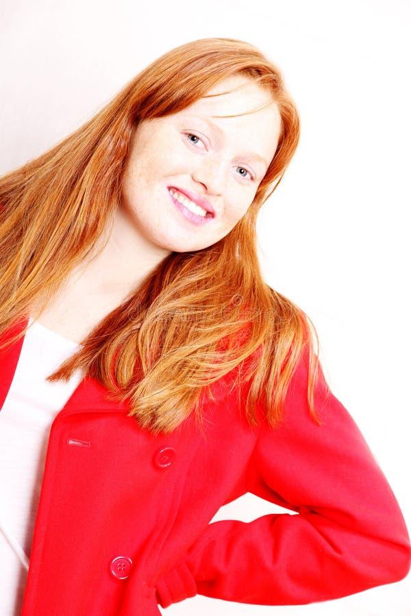 Download Женщина в одеждах зимы стоковое изображение. изображение насчитывающей прелестное - 40584619