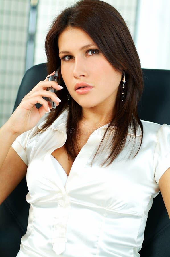 Download женщина дела сексуальная стоковое изображение. изображение насчитывающей горяче - 650127