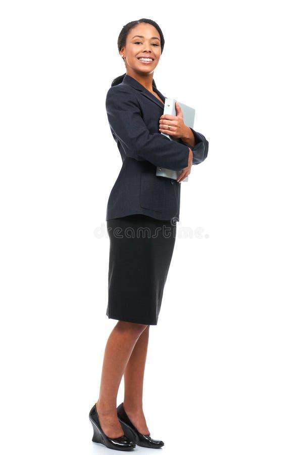 Download женщина дела сь стоковое фото. изображение насчитывающей соучастник - 6853410