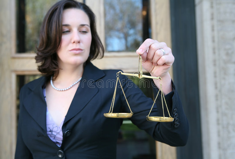 женщина дела стоковая фотография rf
