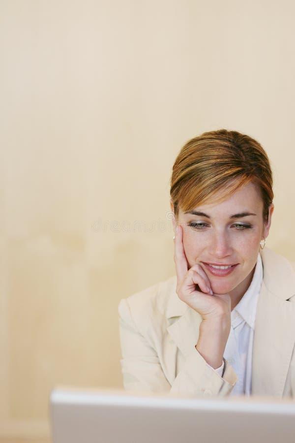 женщина дела стоковые изображения rf