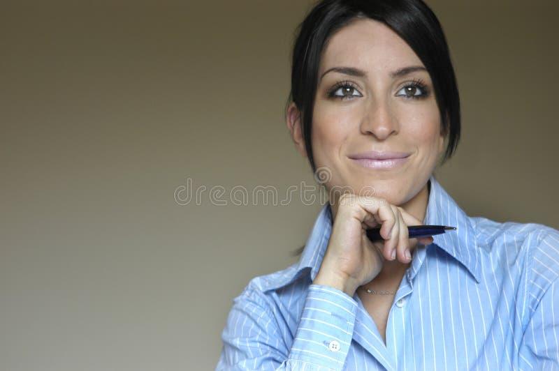 женщина дела стоковое фото rf