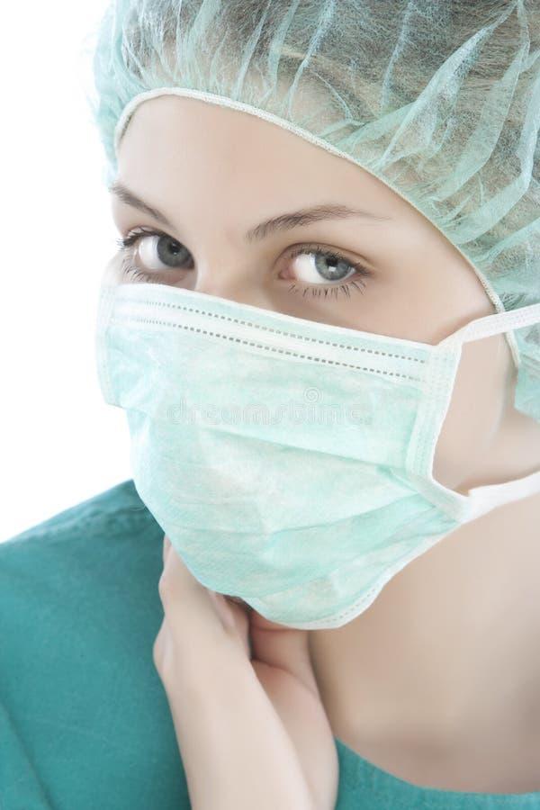 женщина доктора стоковая фотография rf