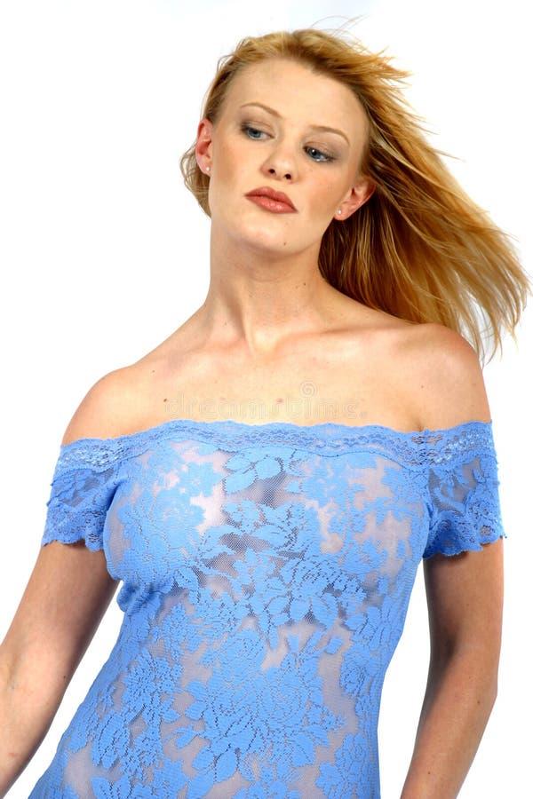 женщина женское бельё Стоковое фото RF