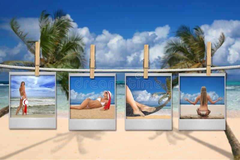 женщина изображений пленки пляжа красивейшая стоковые фото