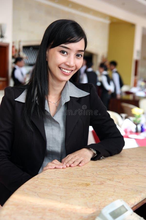 женщина карьеры стоковое изображение rf