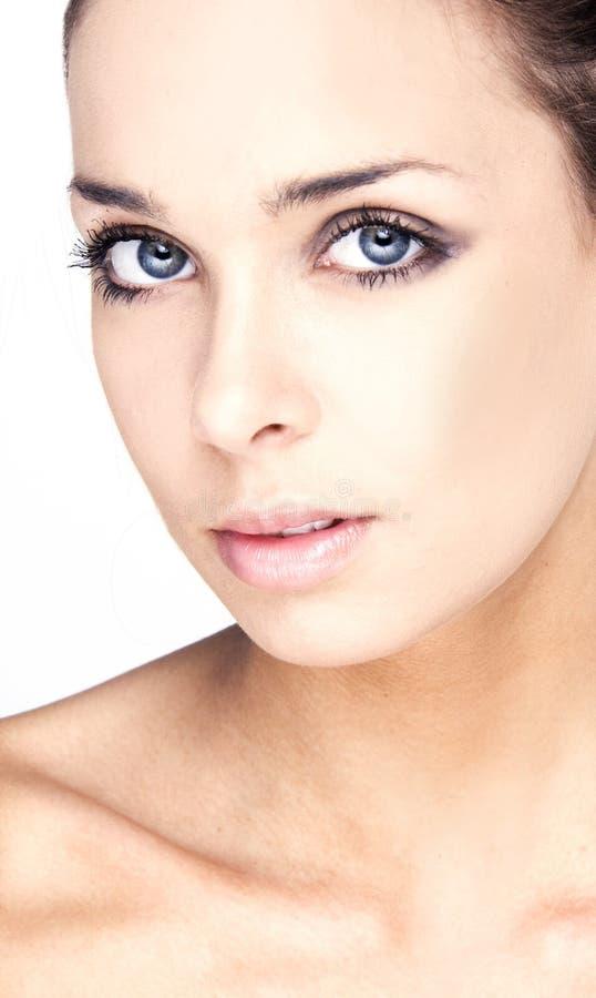 женщина кожи здоровья стороны стоковые изображения