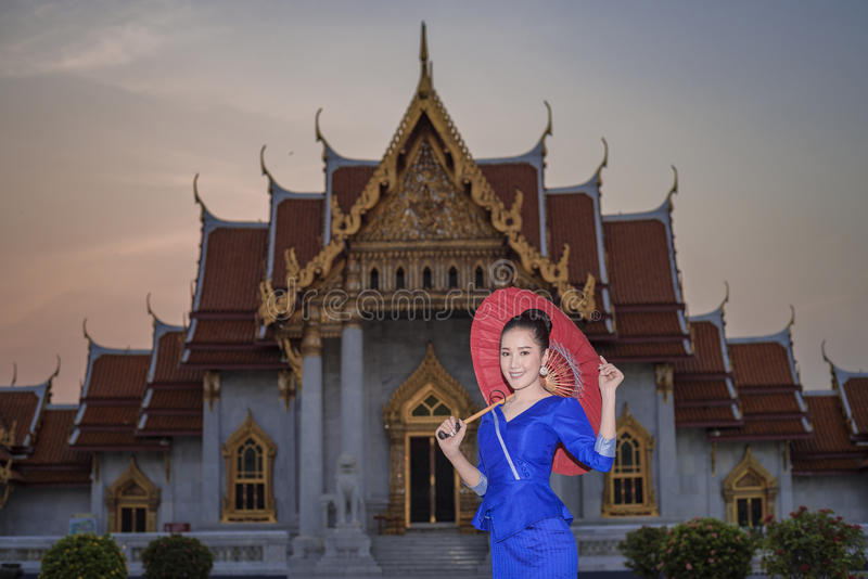 Женщина Лаоса стоковое фото rf