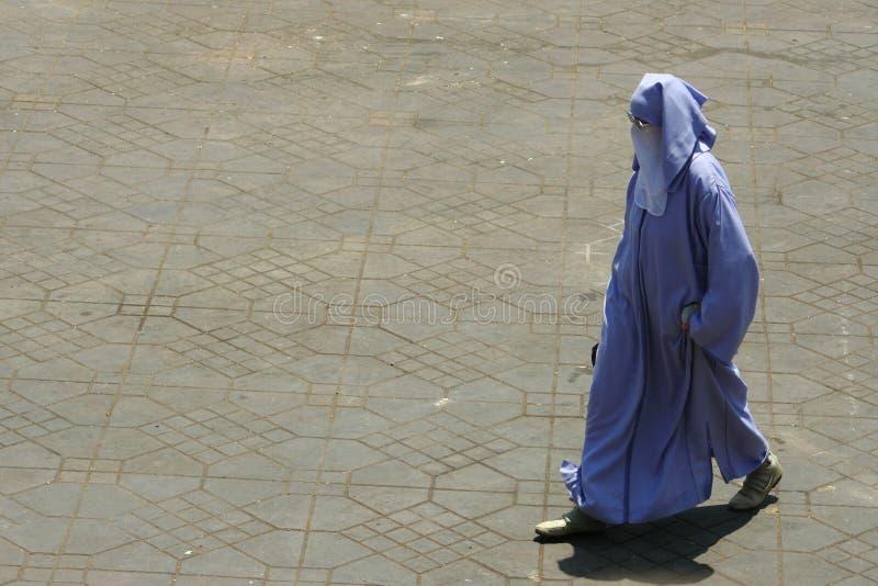 женщина муслина стоковое изображение