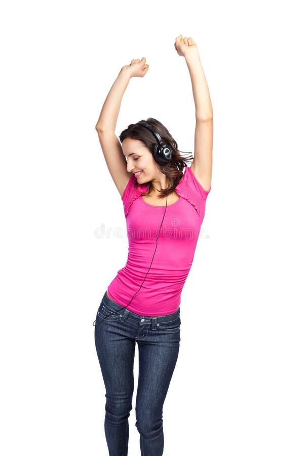 женщина нот стоковая фотография rf