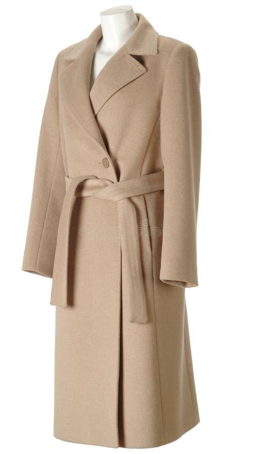 женщина пальто