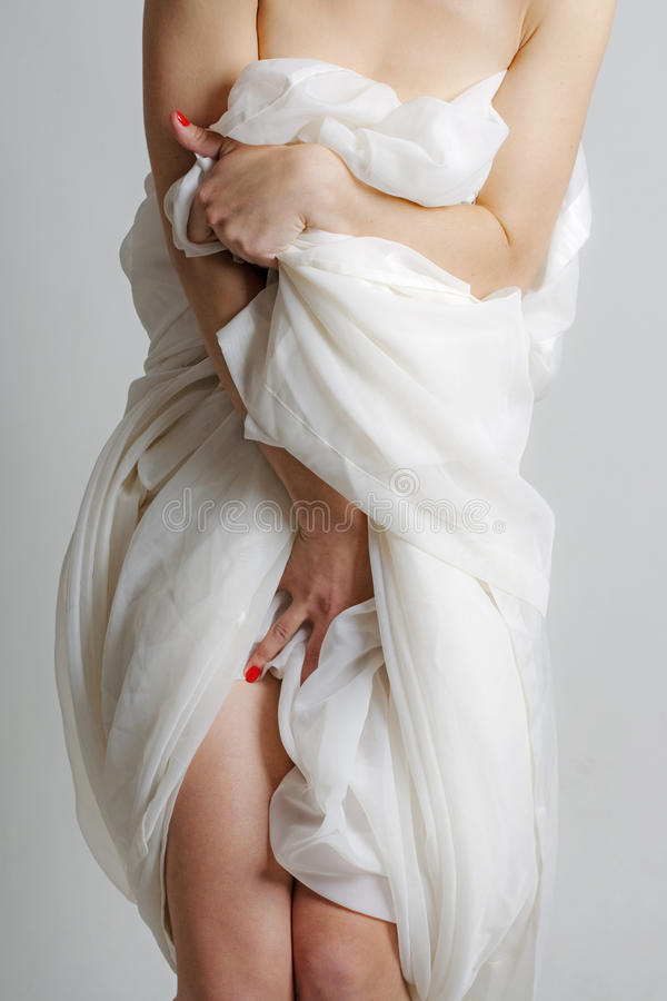 женщина помадки тела стоковая фотография rf