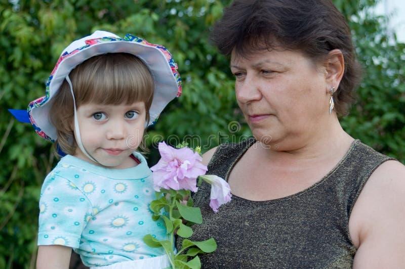 женщина ребенка стоковые фото