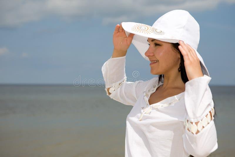 женщина свободы стоковые фотографии rf