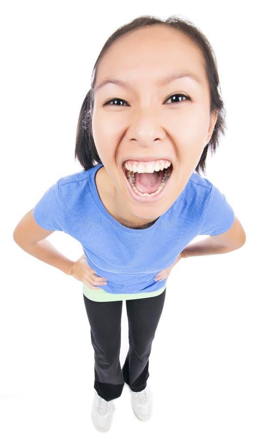 Download Женщина с ориентацией стоковое фото. изображение насчитывающей незнание - 40585554