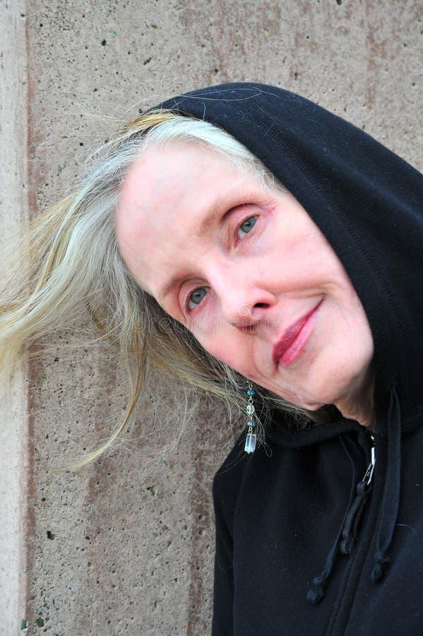 женщина тайны стоковые фото