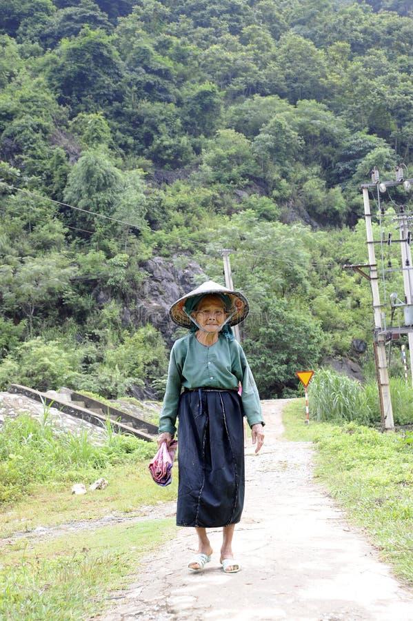 Женщина этнического меньшинства Tay стоковые изображения