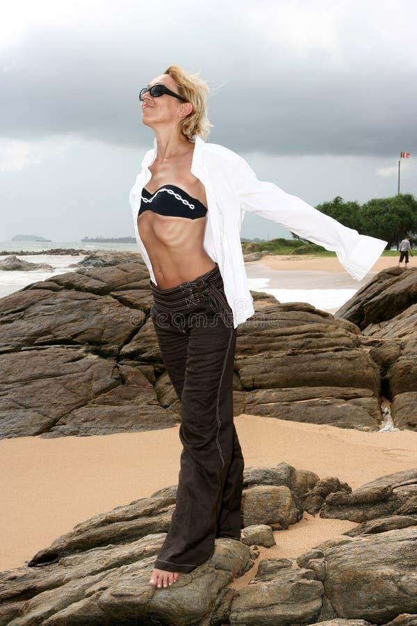Download женщина стоковое фото. изображение насчитывающей baxter - 6861588