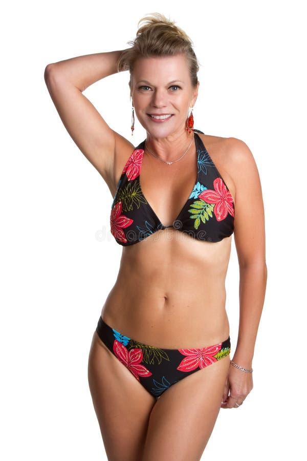 женщина swimsuit стоковые изображения