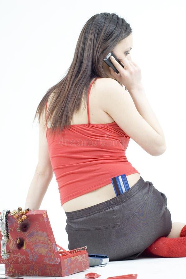 женщины дег стоковая фотография