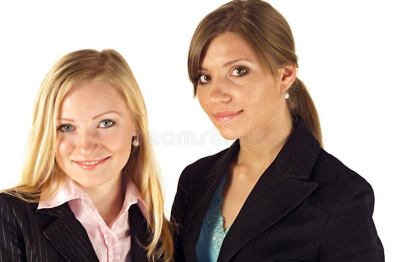 женщины дела белые молодые стоковое фото rf