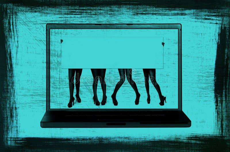 женщины знака ног s grunge бесплатная иллюстрация