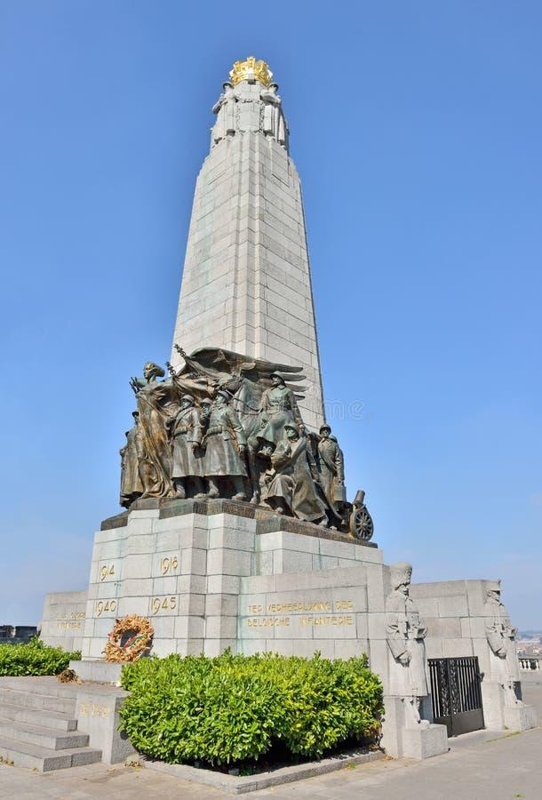 Жертвы мемориала чествуя мировой войны st I стоковое фото