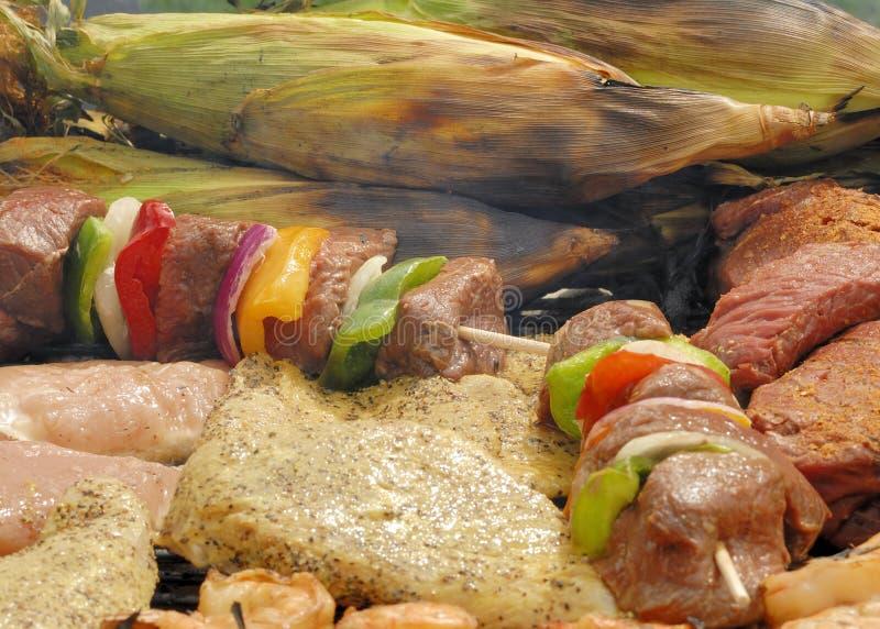 жечь еды стоковое фото rf