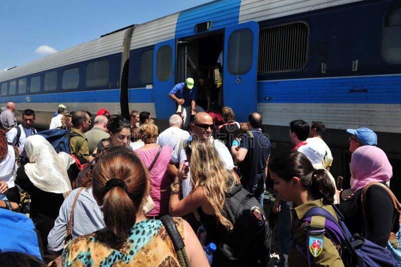 Железнодорожная катастрофа стоковое изображение rf