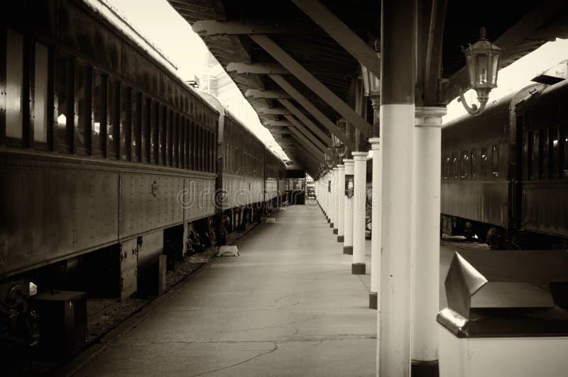 Железнодорожный вокзал Chattanooga стоковая фотография rf
