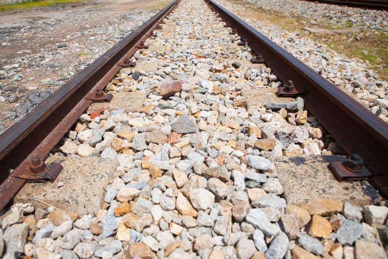 Железнодорожный crossway стоковая фотография