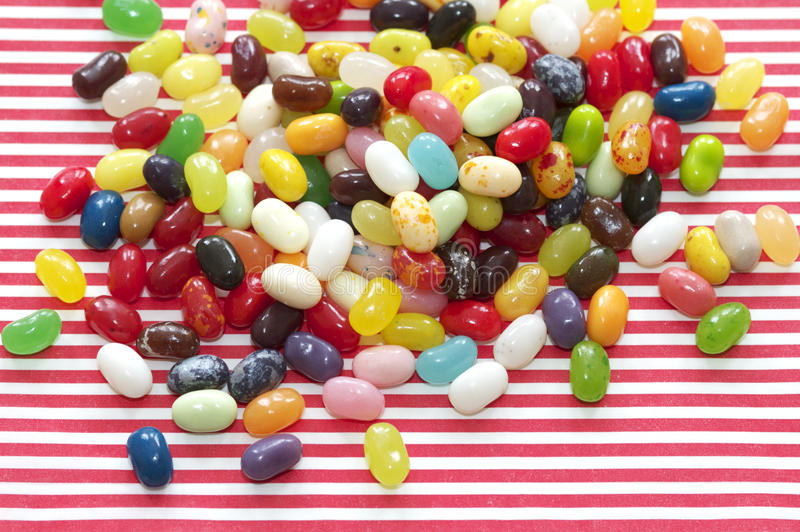 Желейные бобы стоковая фотография rf