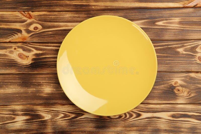 Желтая плита стоковые изображения