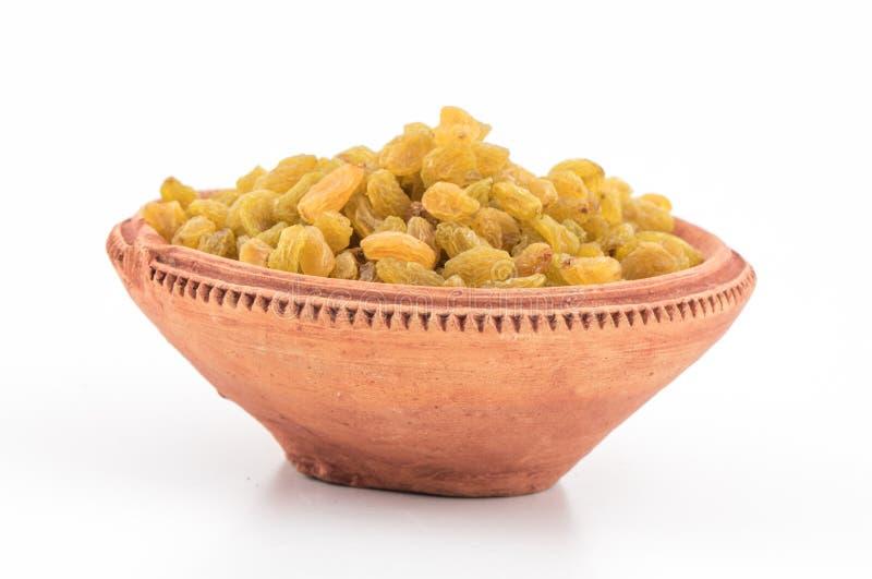 Желтые изюминки султанш стоковое фото