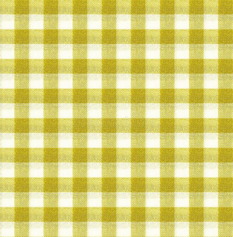 Download Желтые и белые обои текстуры скатерти Стоковое Фото - изображение насчитывающей хлопок, деталь: 40585670